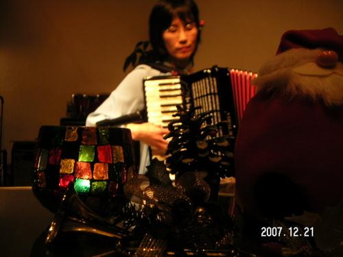 Coo de X'mas 2007.12.21